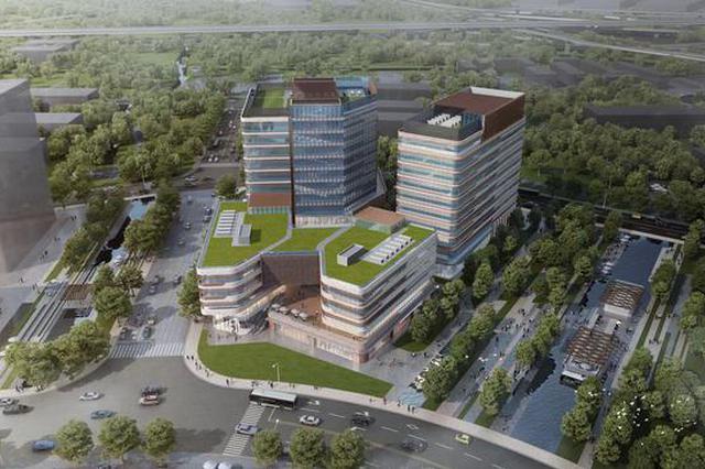 张江·兆芯项目开工 张江科学城西北区建设全面提速