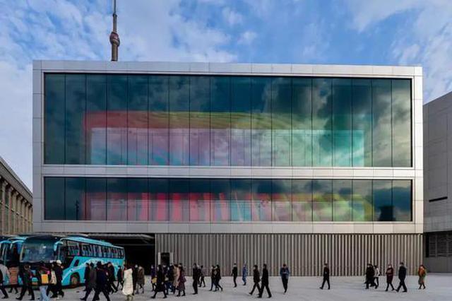 浦东美术馆建设完成七月开幕 未来将成世界级文化名片