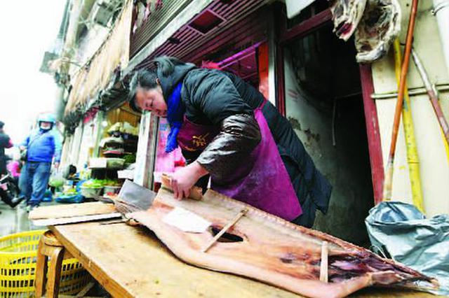 申城春节菜篮子有保障 七成商户选择就地过年保供应