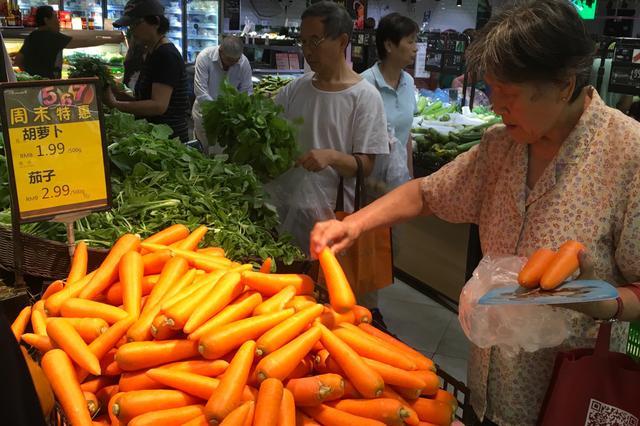 上海动员各大批发市场等确保节日期间主副食品供应