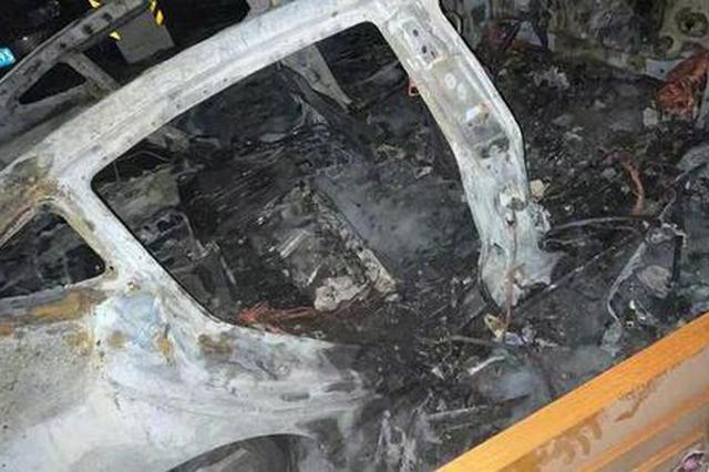 特斯拉回应上海Model 3起火事故:初步排除自燃可能