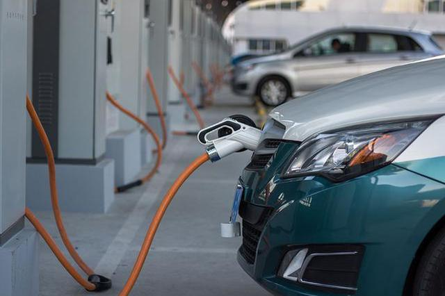上海加快新能源汽车产业发展计划呼之欲出