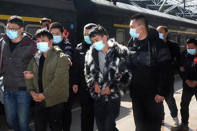 上海警方破获裸聊敲诈案件34起 抓获犯罪嫌疑人70名