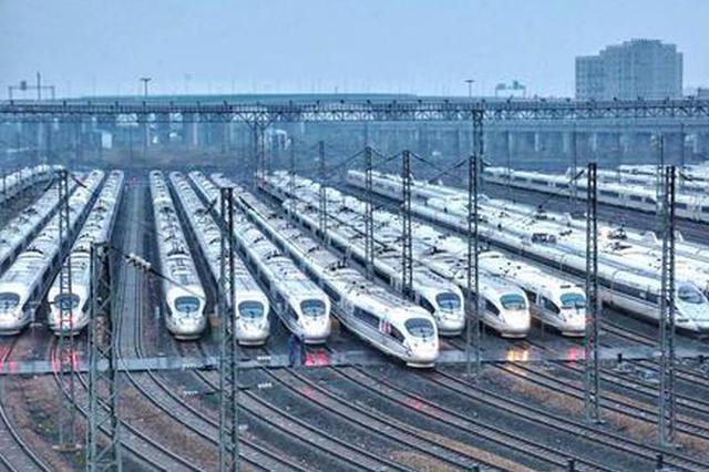 春节长假长三角铁路客发量同比增10% 短途旅客成主力军