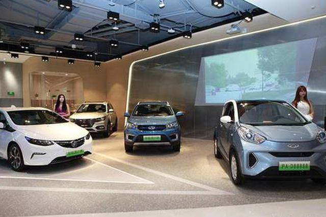 上海去年汽车全年零售额超1734亿元 同比增长1.1%