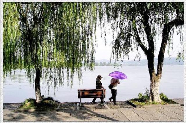 一天之内感受到了两个季节 申城气温刷出百年纪录