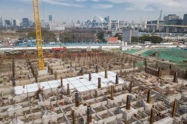 滬世博文化公園雙子山建設有新進展 北區今年率先開園