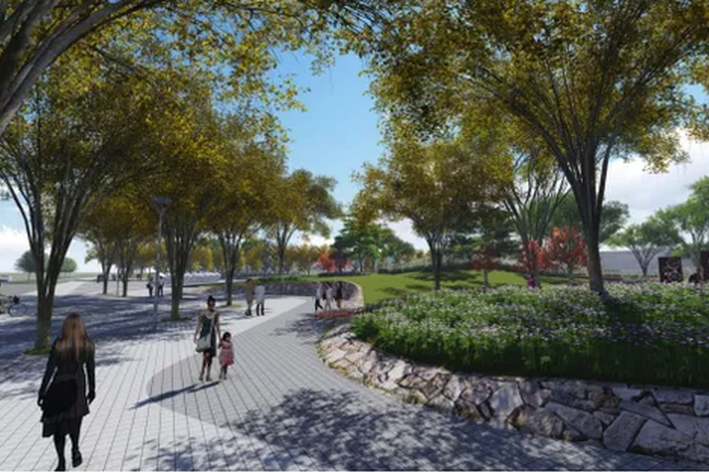 閔行今年將新建3條環社區綠道 預計年底全區累計達50公里