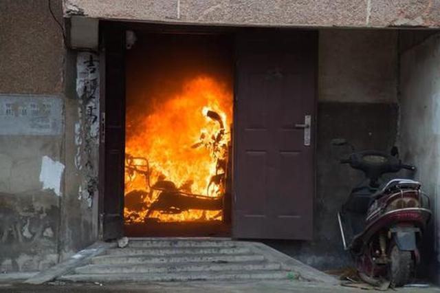 5月起上海禁止电动自行车在楼道充电 违者最高罚5万元