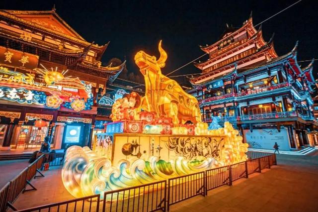 元宵节带你去豫园寻找渐渐消失的年味 灯会、猜灯谜…