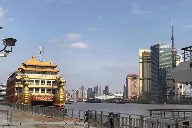 上海浦江游轮2021年将大变样 品江景、尝小吃、看花博会