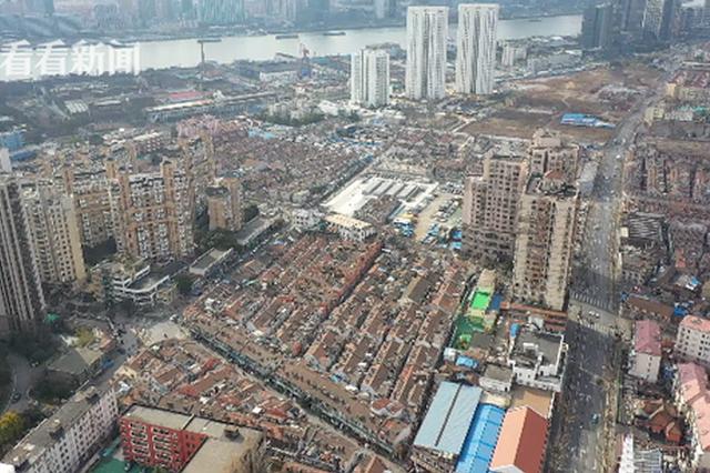 杨浦启动旧改大决战 1900户居民将告别旧里、圆梦新居