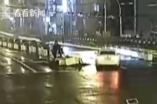网约车司机连开11小时瞌睡到撞车 逃逸后继续接单