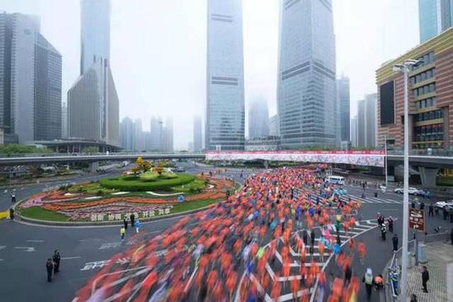 上海半马4月18日重燃申城 6000跑者分枪出发