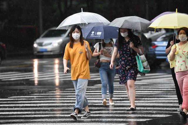 上海本周气温上窜下跳周四升至20℃以上 清明节前天天雨