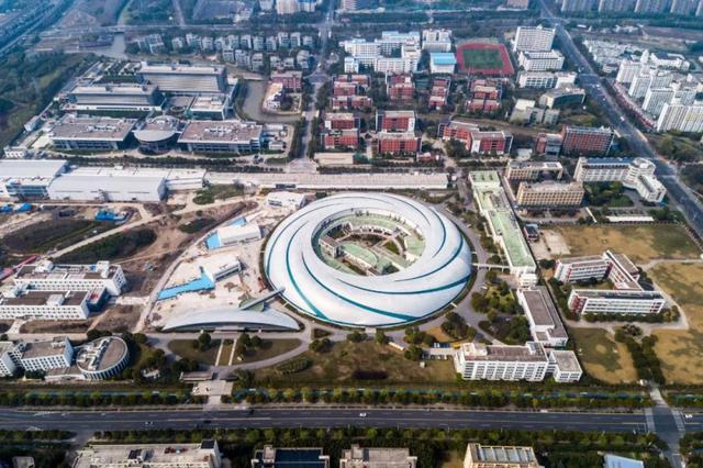 上海张江科创策源高地效应凸显 集聚14个大科学设施