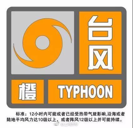 上海暴雨牌照_上海发布暴雨黄色预警 台风橙色预警仍高挂