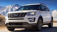 """福特在华将推新SUV 有望命名""""拓境者"""""""