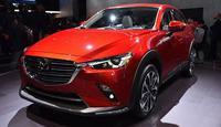 2018纽约车展:新款马自达CX-3发布