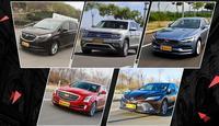 好车排行榜 哪款车型主动安全最优秀