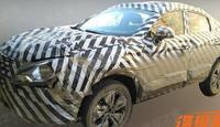 长安全新SUV路试车型曝光 外观更运动