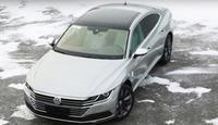 全新CC中国首发 大众4月将发布3款新车