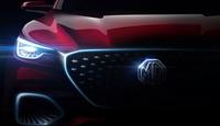 名爵全新SUV概念车首批设计图曝光