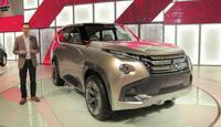 三菱推出全新豪华SUV车型GC-PHEV