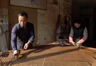 老上海记忆里的棕绷床