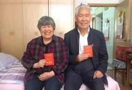 老夫妻50年相濡以沫