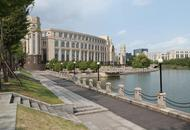 沪上24所高校靓丽水景一览