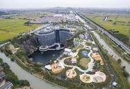 上海深坑酒店开业