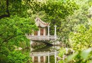 惊艳时光的百年私家花圃