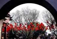 上海:七宝老街年味浓