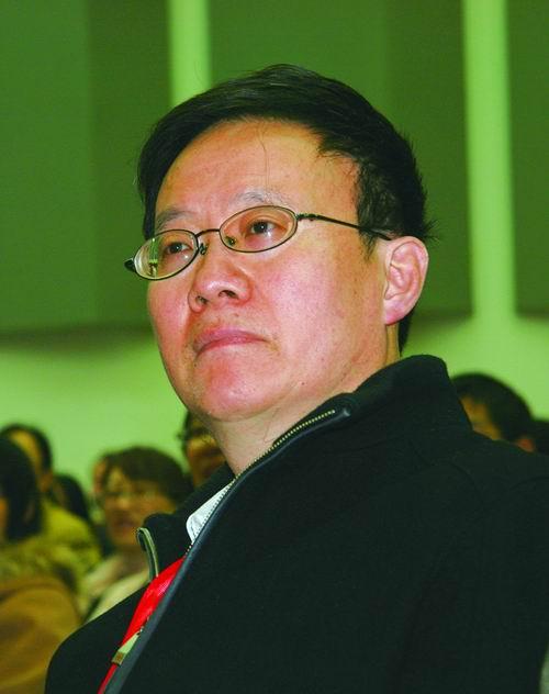 蔡基刚 复旦大学教授