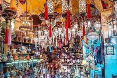 伊斯坦布尔琉璃灯集市