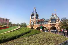 上海迪士尼乐园攻略