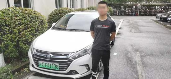 上海警方查处823名失格驾驶员 有28人从事非法客运