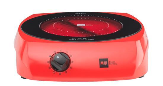 Miji经典小红圆炉