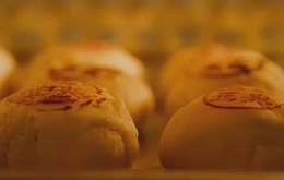 上海好味道之高松桥饼