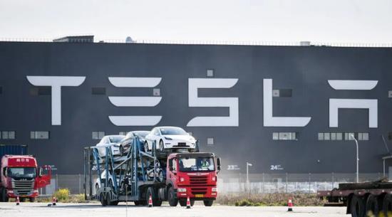 特斯拉上海超级工厂视频首度曝光 展现惊人的上海速度