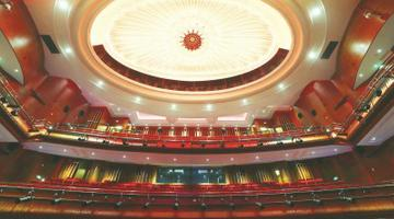 88歲中國大戲院復出迎客