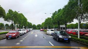 金山卫站南广场将新增停车场