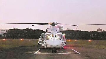 吸睛展品直升机将参展进博会