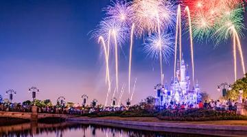 香港迪士尼VS上海迪士尼