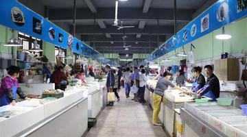 长宁西法华农贸市场从新开业