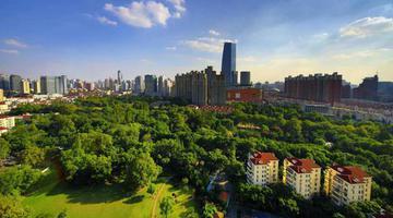 中山公园见证沪百年变迁