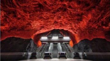 全球绝美地铁站大年夜盘点
