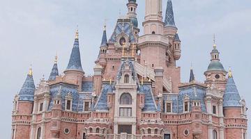 上海迪士尼乐土两日游