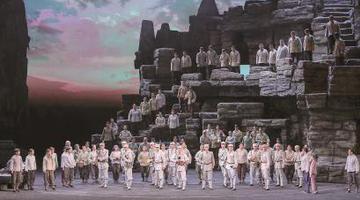 上海剧场成就舞台奇不雅